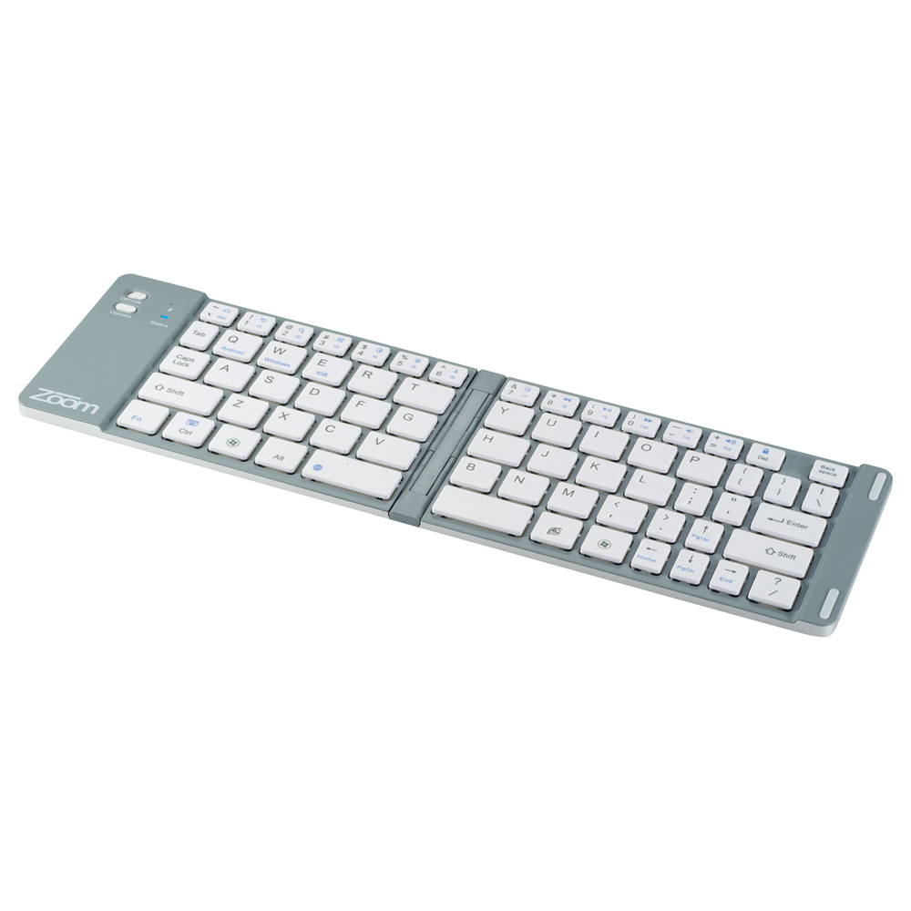 Zoom® Gridlock Bluetooth Keyboard