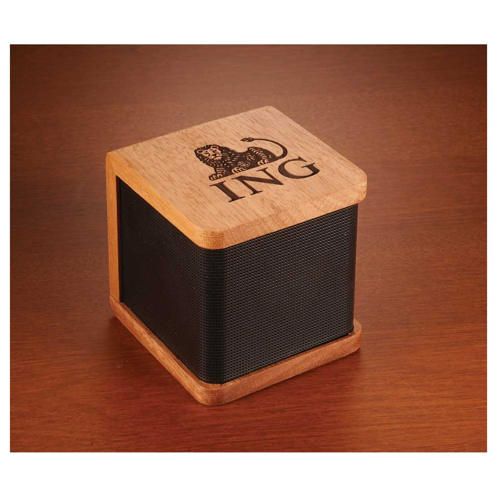 Seneca Bluetooth Wooden Speaker