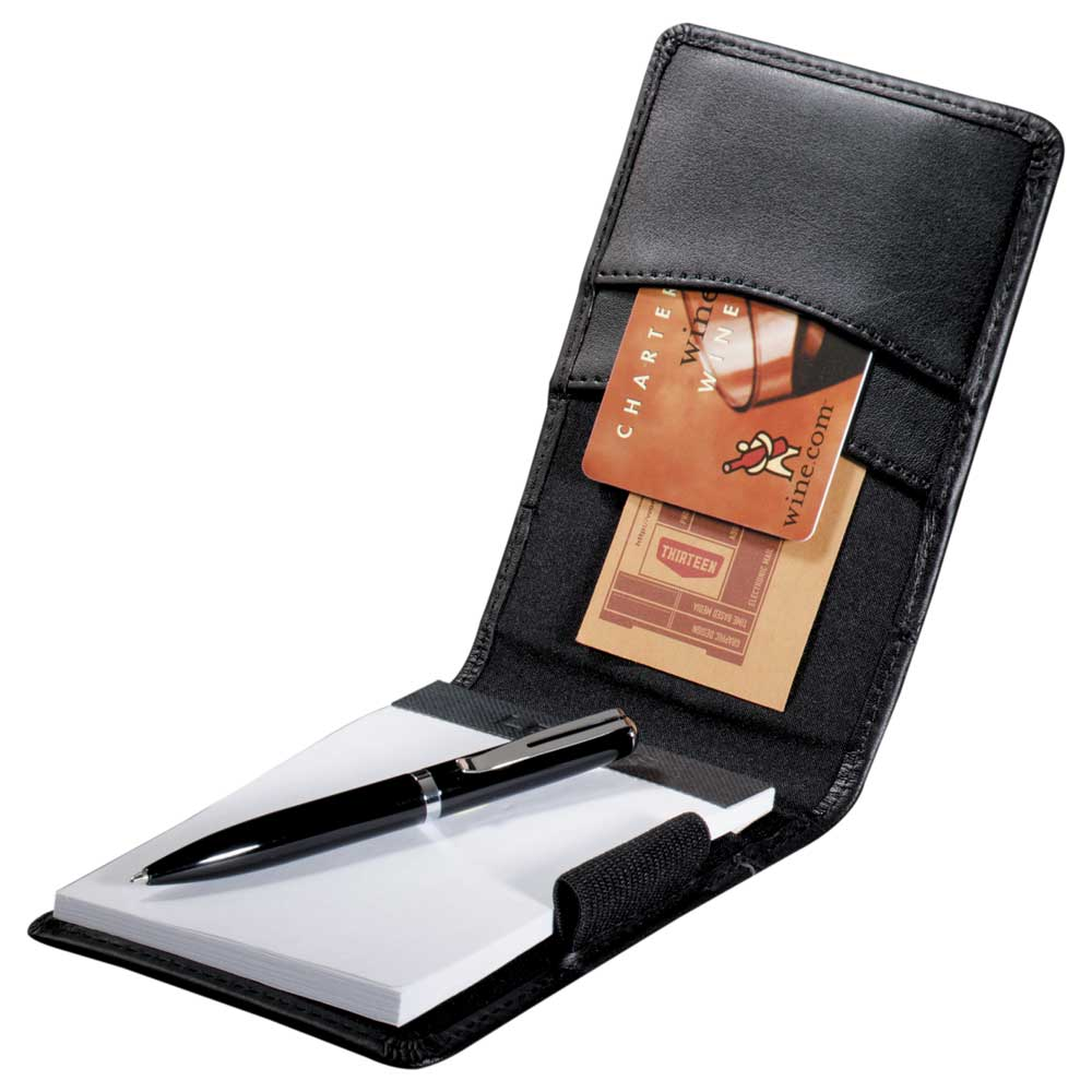 Millennium Leather Personal Jotter