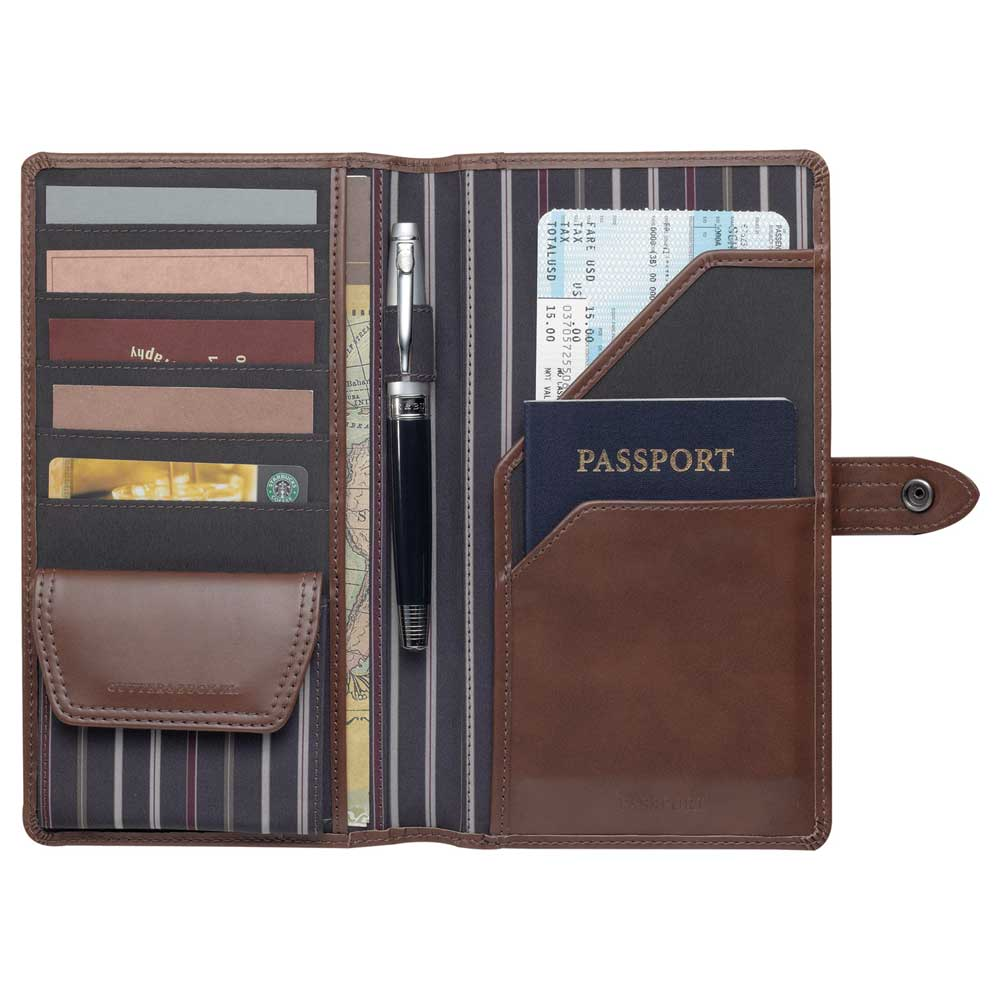Cutter & Buck® Legacy Travel Wallet
