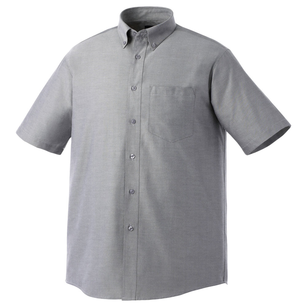M-Lambert Oxford Short Sleeve Shirt