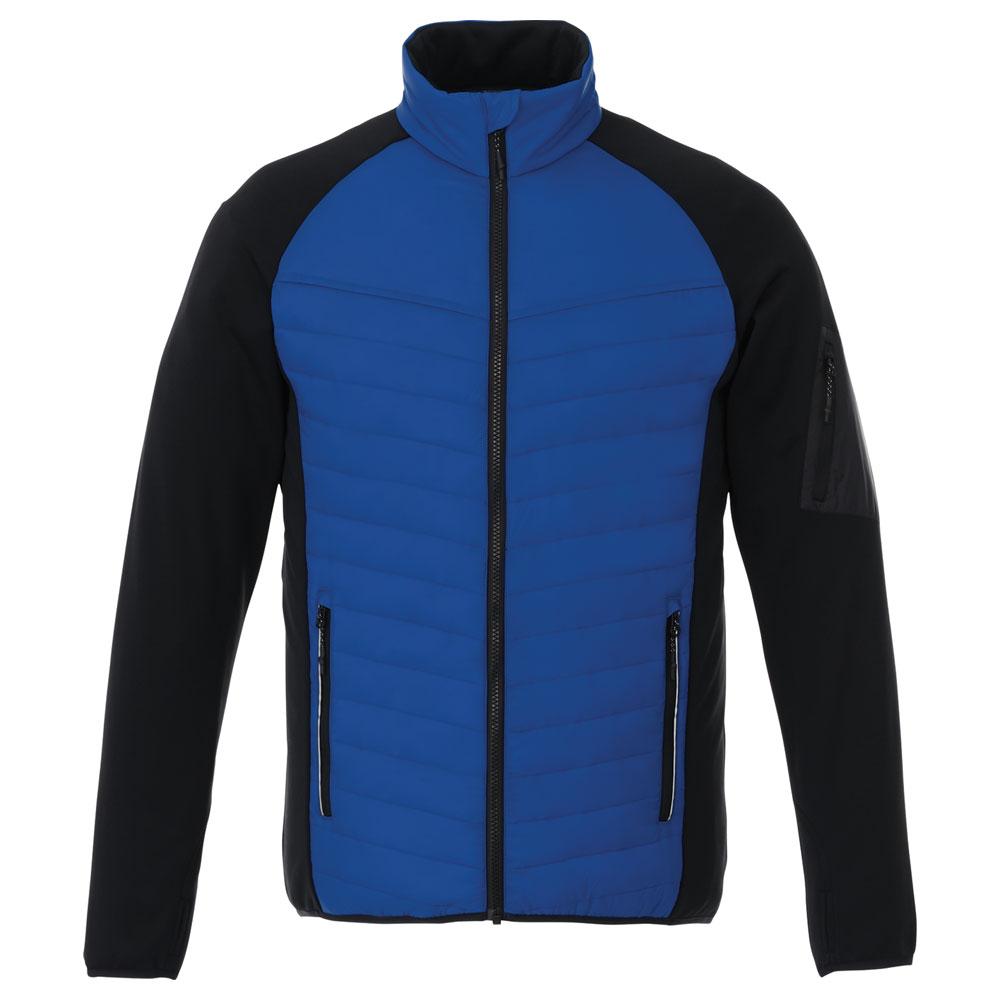 M-BANFF Hybrid Insulated Jacket New Royal/Black (561)