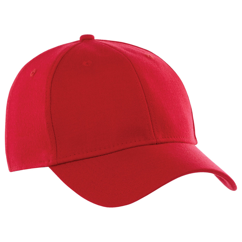 U-ACUITY Fitted Ballcap Team Red (358)