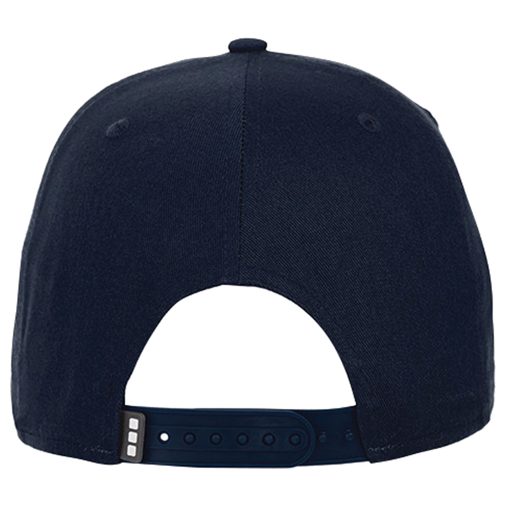 U-ACUITY Fitted Ballcap Navy (575)