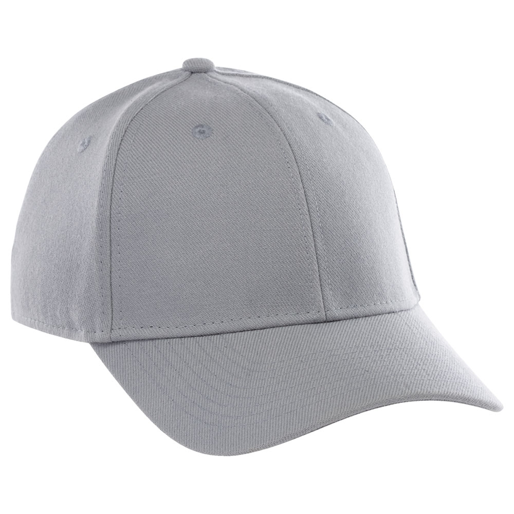 U-ACUITY Fitted Ballcap Silver (927)