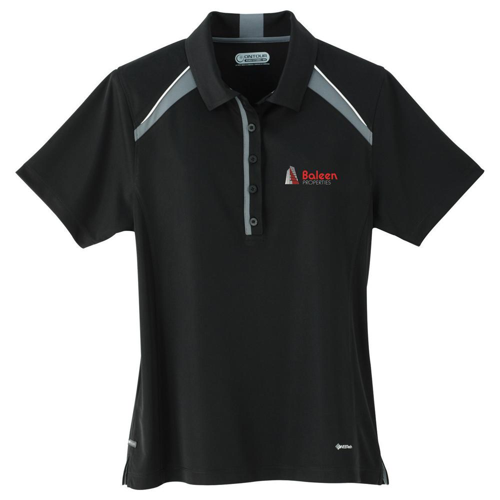 W-Quinn Short Sleeve Polo
