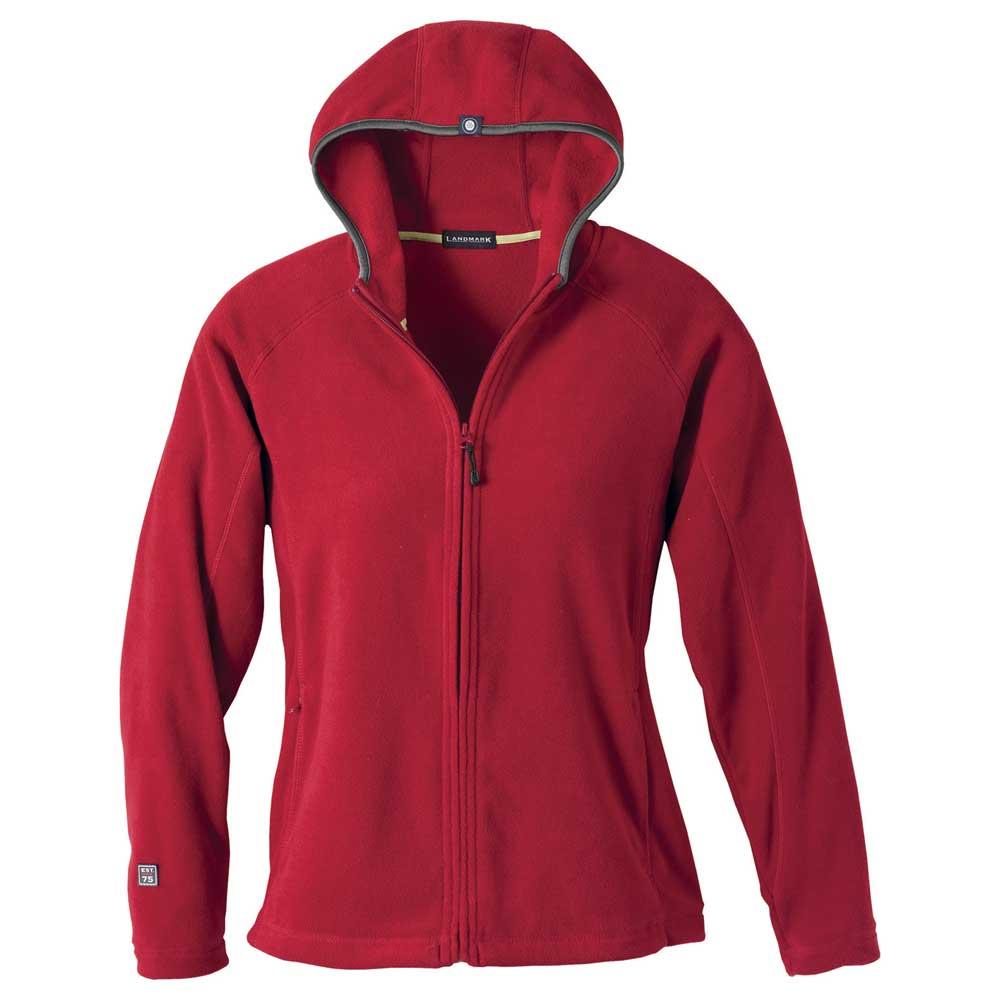 W-Kolana Microfleece Hoodie Vintage Red (369)