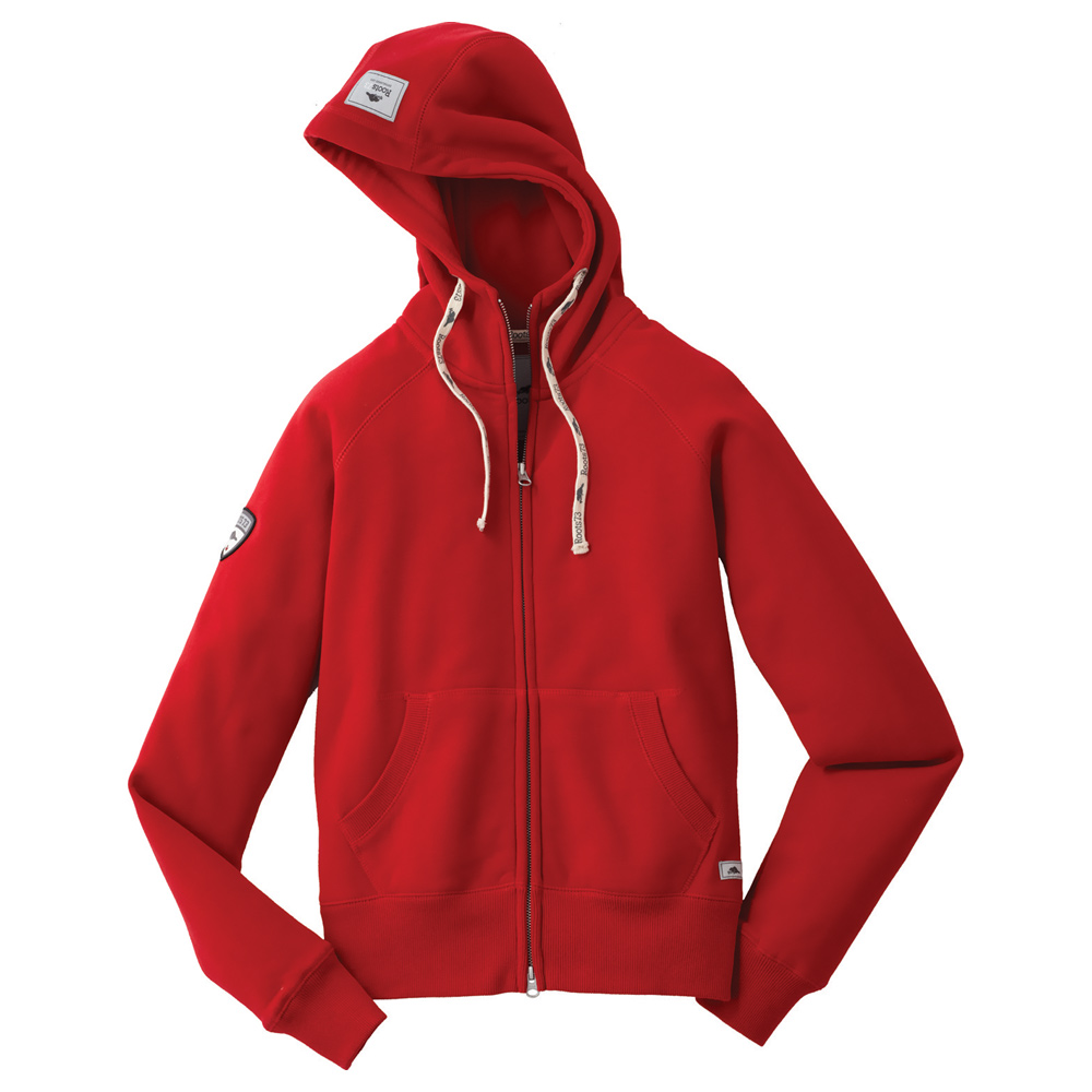 W-RIVERSIDE Roots73 FZ Hoody Cranberry (361)