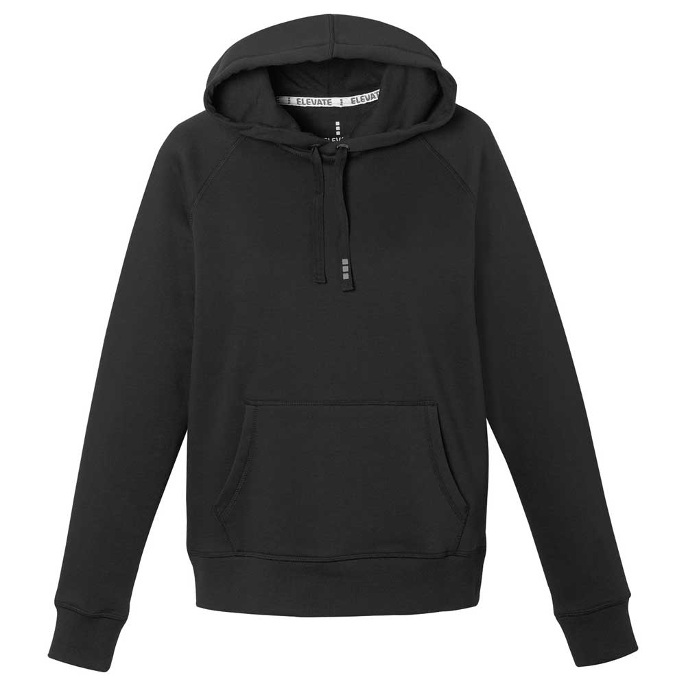 W-Ryton Fleece Kanga Hoody Black (995)