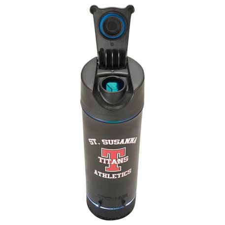 Zoom Audio Flask