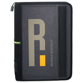Zoom® Power Stretch Tech Padfolio