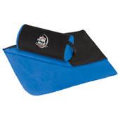 Fleece Two Layer Oversized Color Pop Blanket