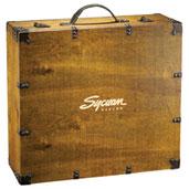 Kanata Antique Wood Blanket Box