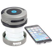 Bluetooth Speaker Accordion Lantern Flashlight