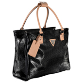 Guess® Frosted Shopper Travel Tote