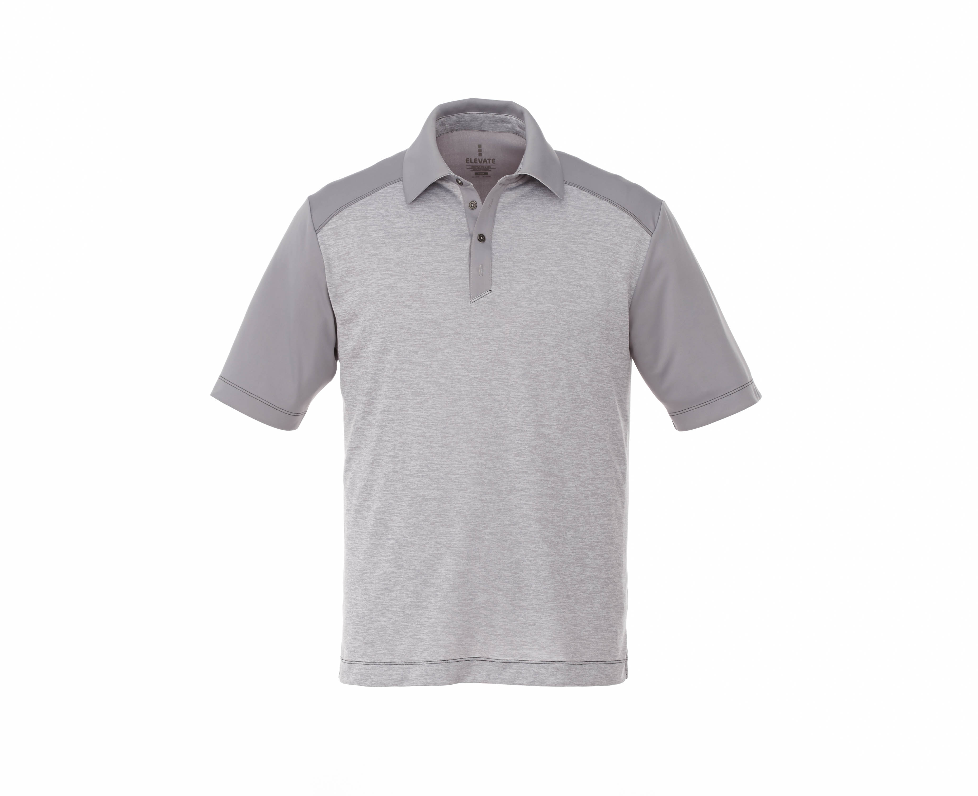 M-SAGANO Short Sleeve Polo