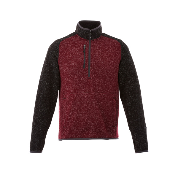 M-VORLAGE Half Zip Knit Jacket