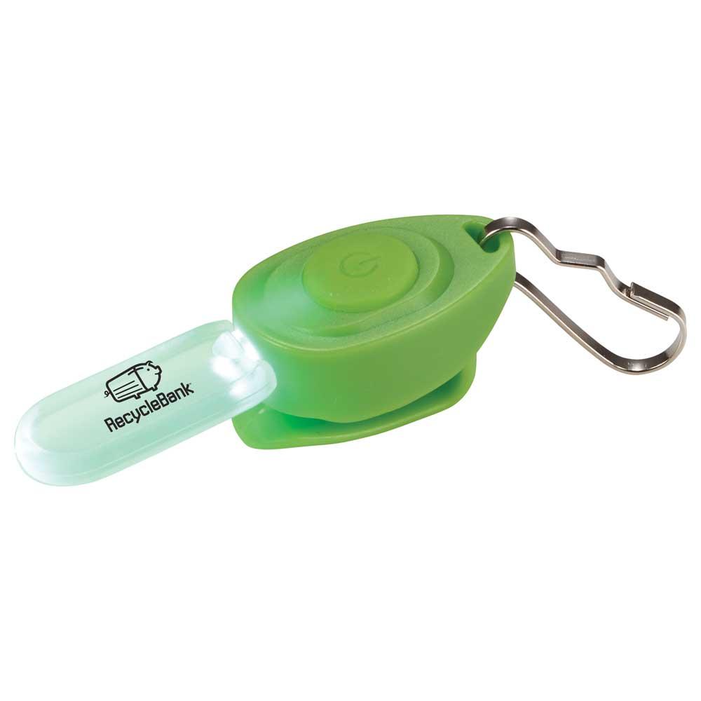 Zipper Puller Safety Light, SM-9710, 1 Colour Imprint