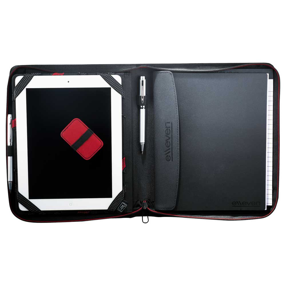 "elleven™ Vapor 10"" Tablet Zippered Journal"