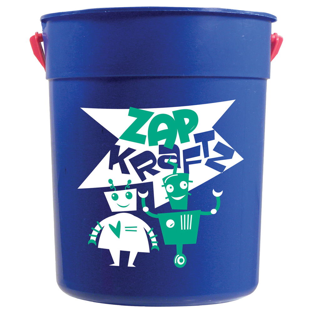 87oz Pail with Handle