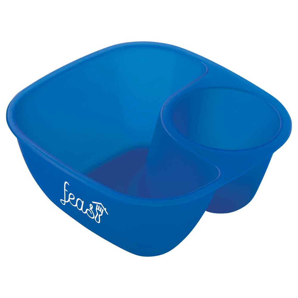 Two Compartment Snack Bowl