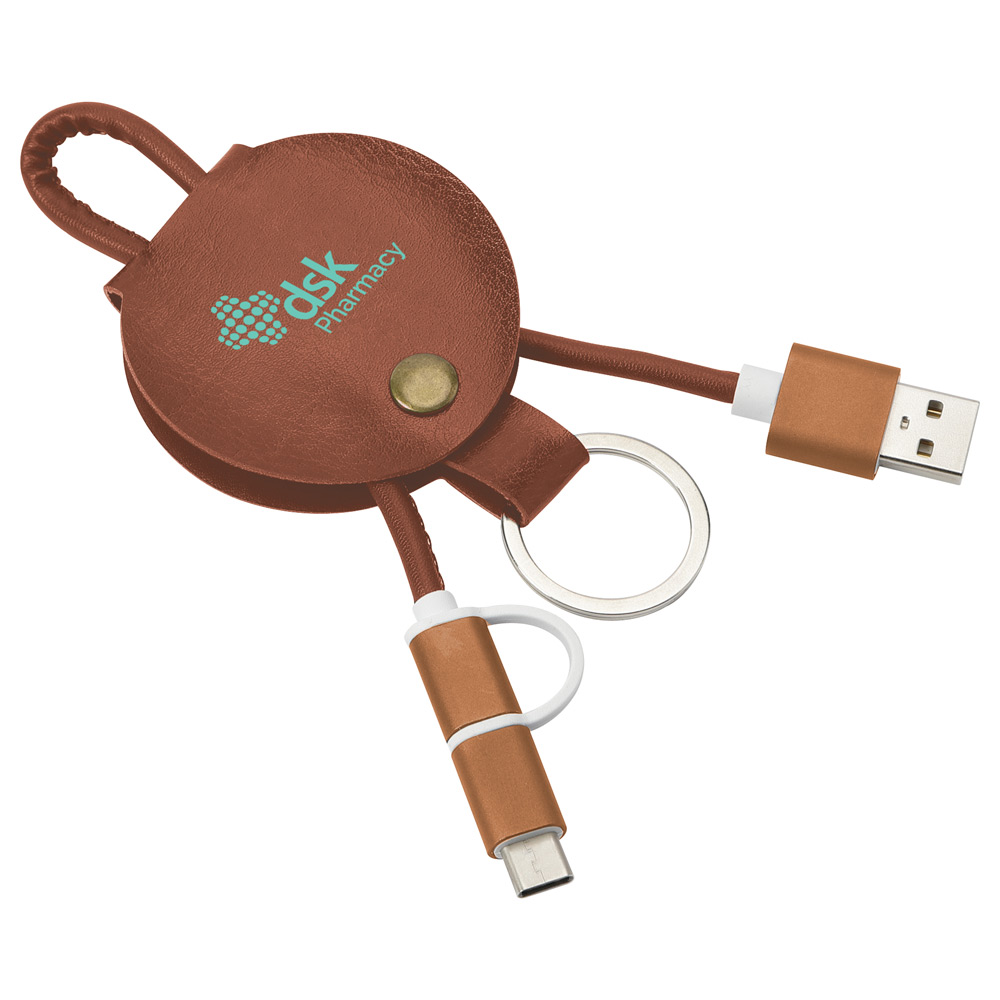 Gist 3-in-1 Charging Cable