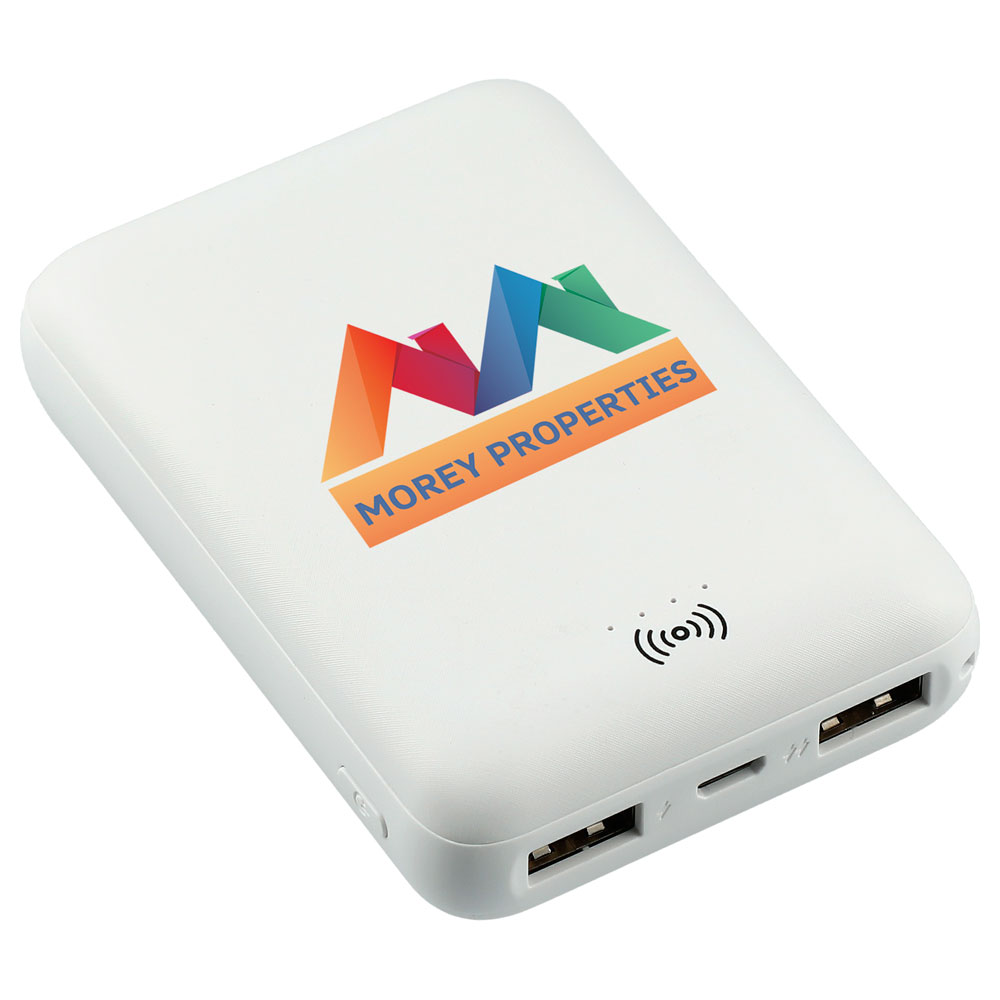 Halley 5000 mAh Wireless Power Bank