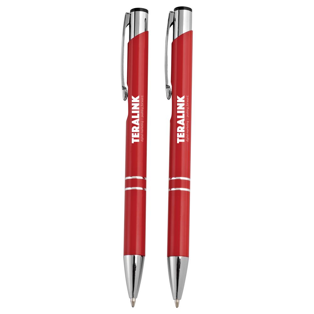 Pen Set In Case