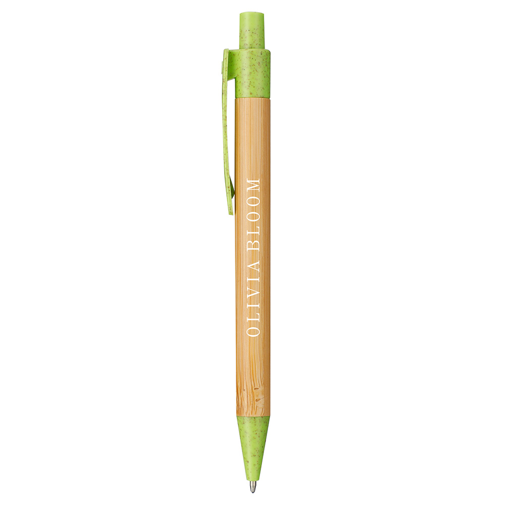 Wheat Straw Bamboo Ballpoint