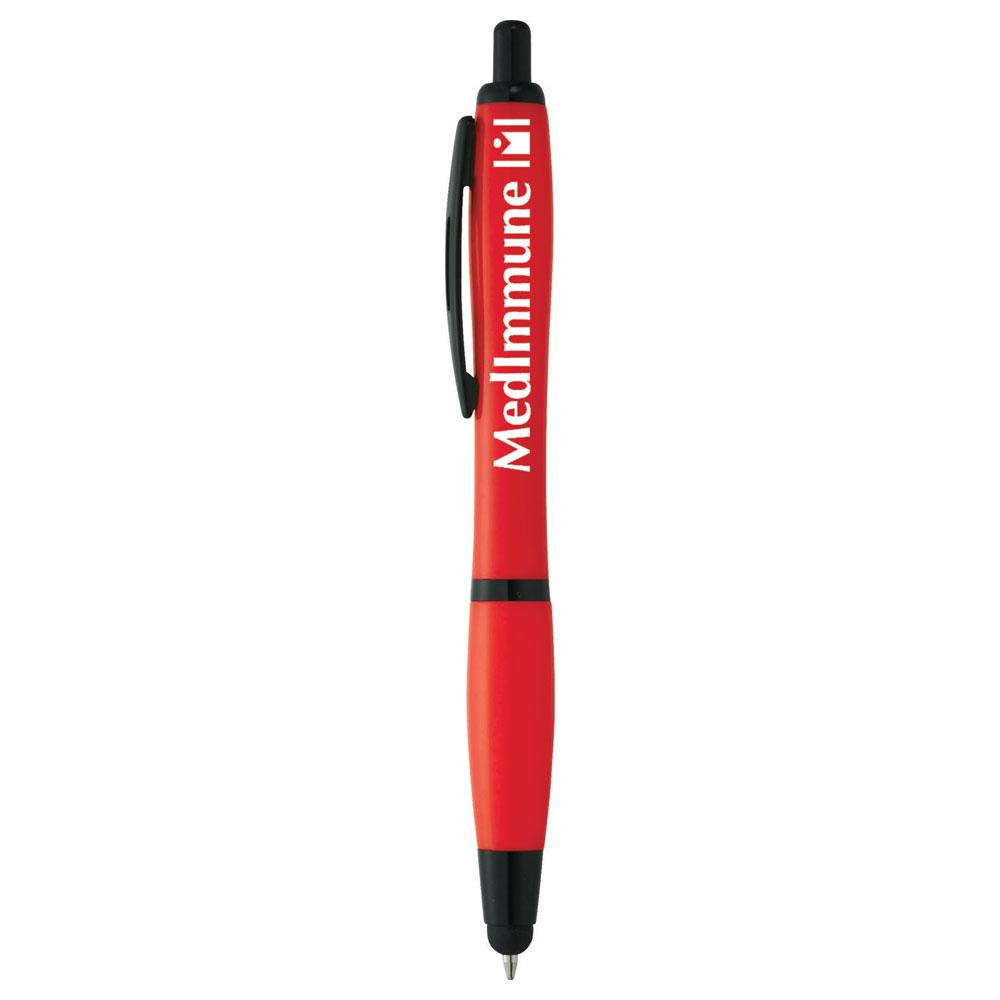Nash Click Ballpoint Pen-Stylus