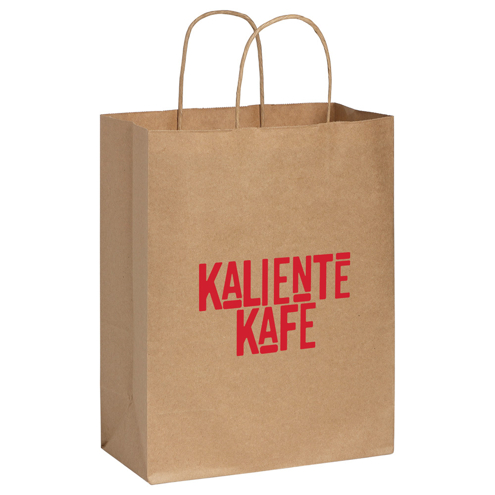 Kraft Paper Medium Bag