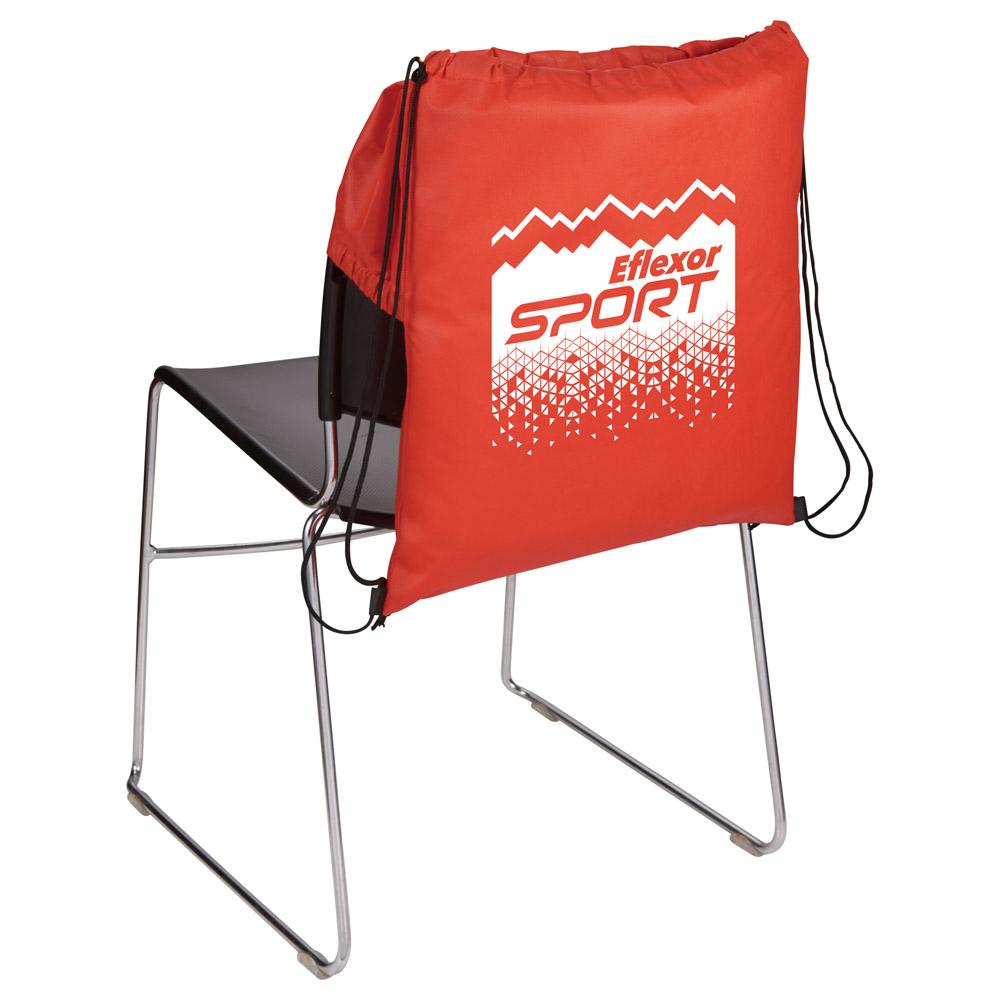 BackSac Non-Woven Drawstring Chair Cover