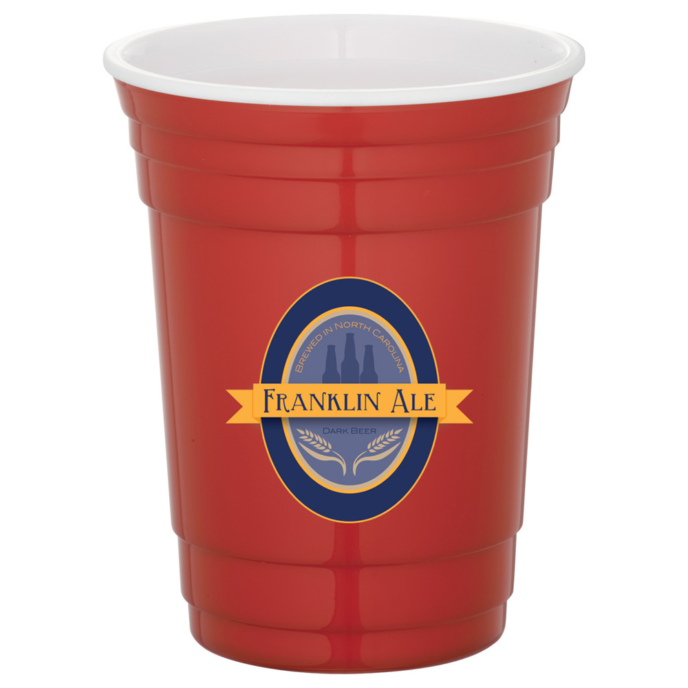Tailgate 16oz Party Cup