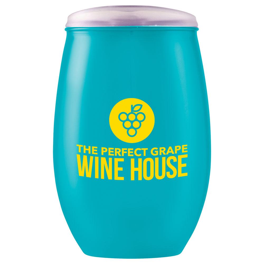 Omni Tritan 16oz Wine Cup with Lid
