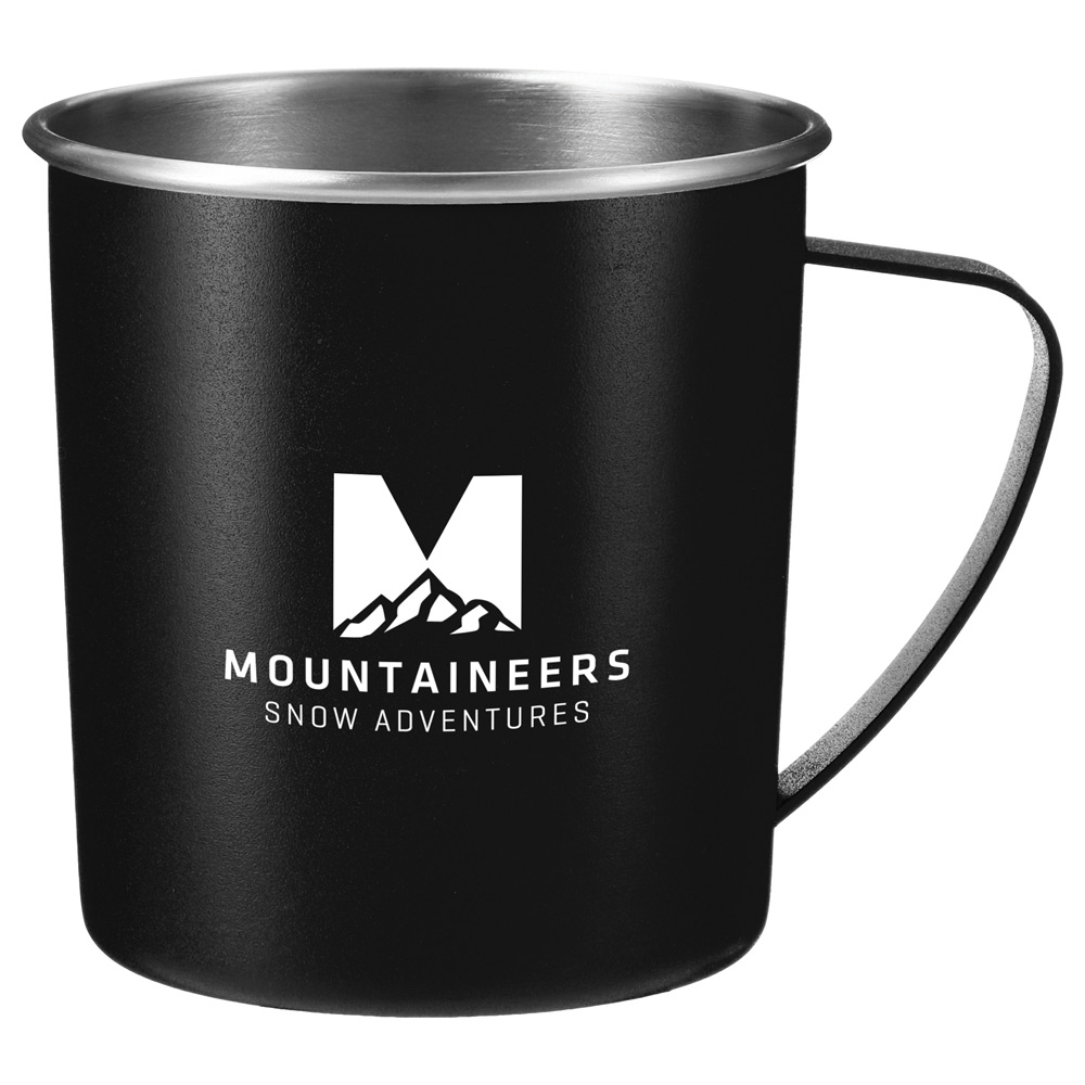 Atlas Metal 16oz Camping Mug