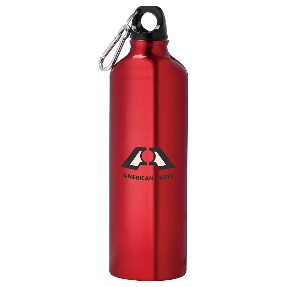 Pacific 26oz Aluminum Sports Bottle