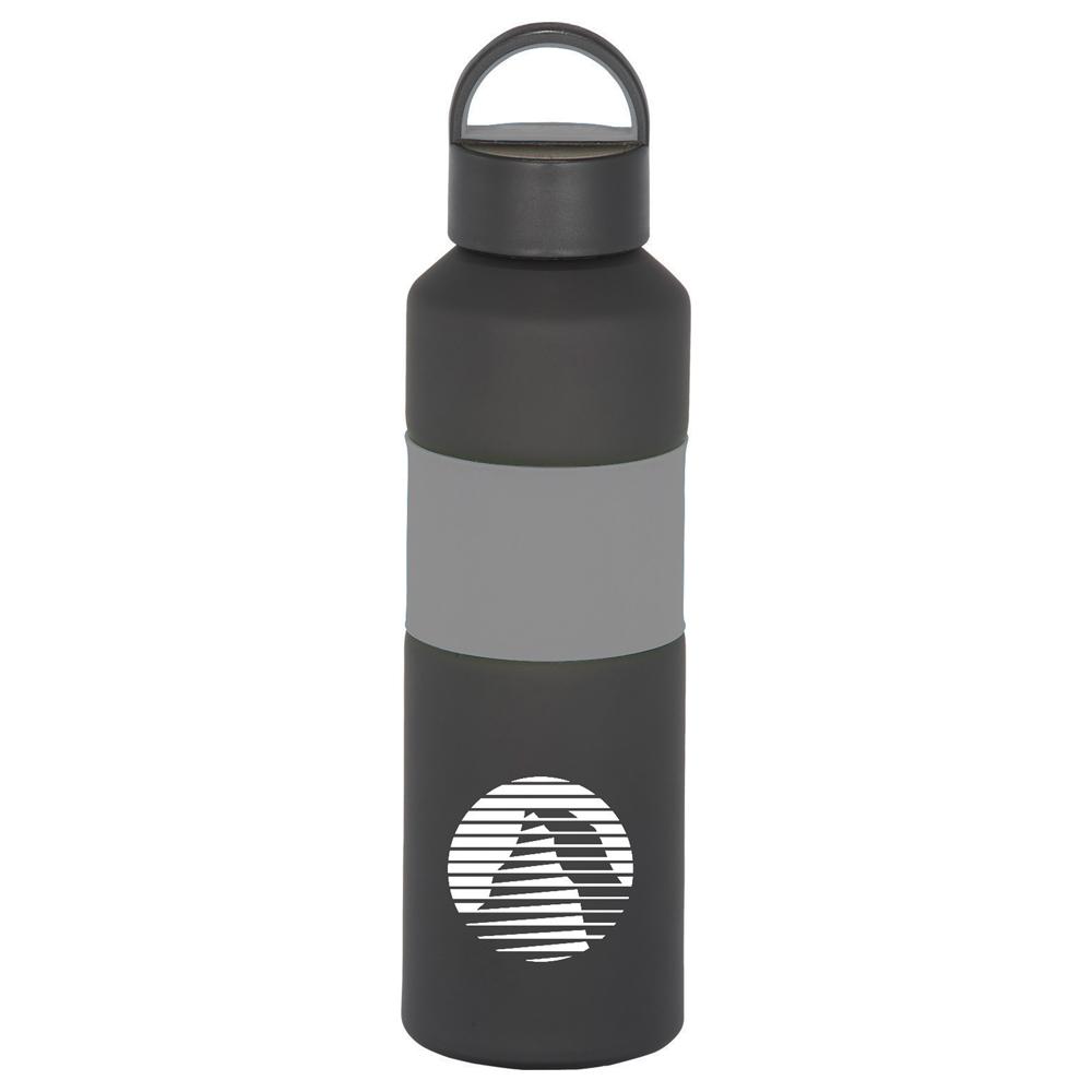 Gripper 25oz Aluminum Sports Bottle