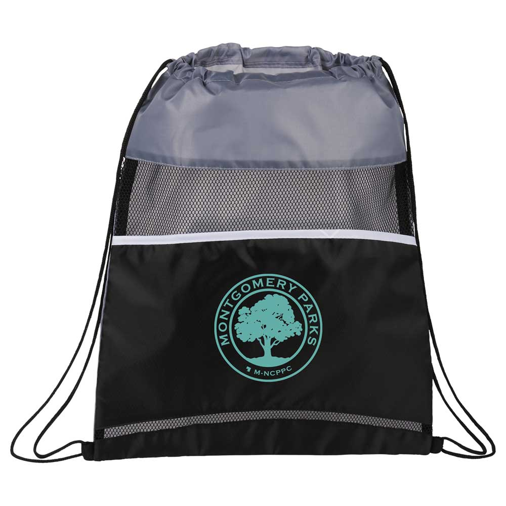 Mesh Accent Bag