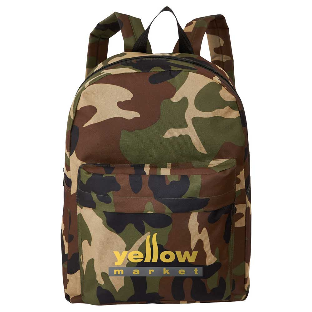 """Valley Camo 15"""" Computer Backpack"""