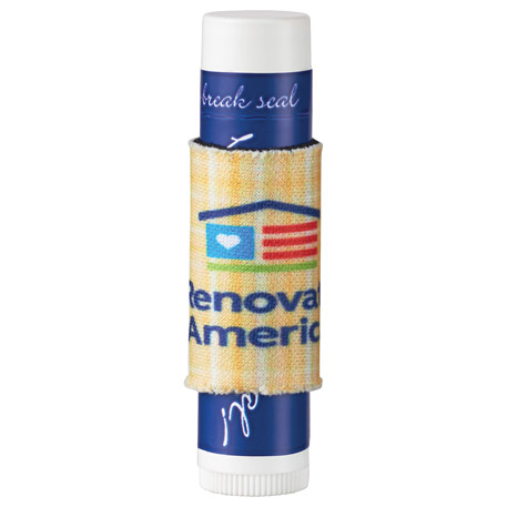 Non-SPF Lip Balm w/ Neoprene Sleeve