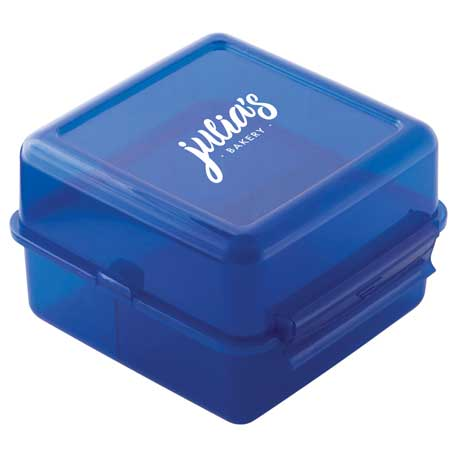 Multi Compartment Lunch Container