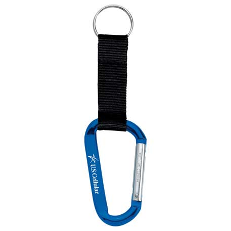 Large Carabiner Key Ring