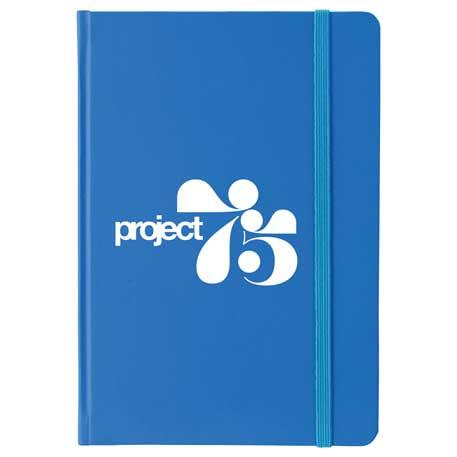 "5"" x 7"" Large Rainbow Notebook"