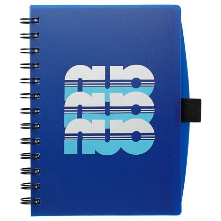 "5.5"" x 7"" Coordinator Spiral Notebook"