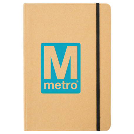 "5.5"" x 8.5"" Snap Large Eco Notebook"