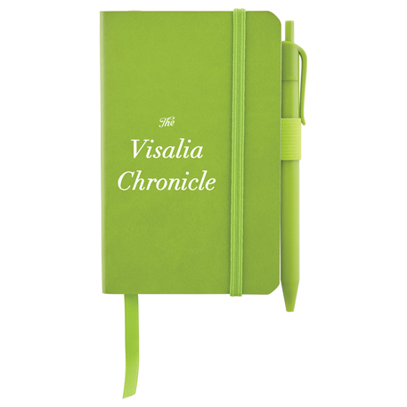 "3.5"" x 5.5"" Hue Soft Pocket Notebook wit"