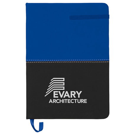 "5""x 7"" Color Block Notebook"