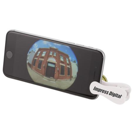 Fisheye Lens w/ Clip
