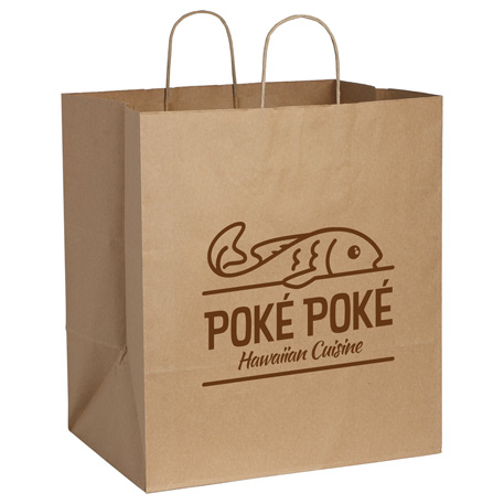 Kraft Paper Large Bag