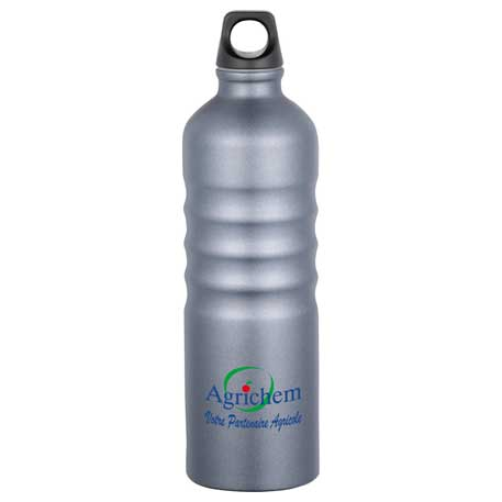 Gemstone 25oz Aluminum Sport Bottle